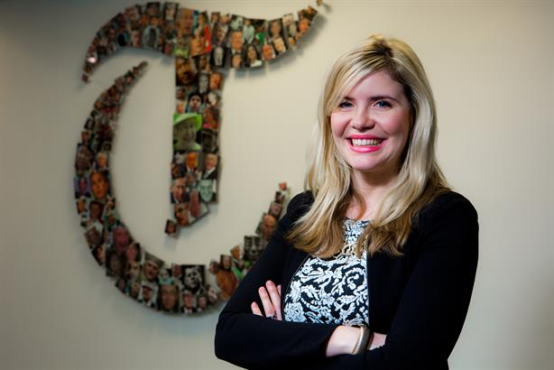 Emma Barnett: also presents a Sunday radio show on LBC