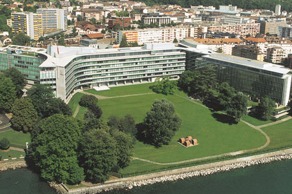 Bolstering comms: Nestle's headquarters