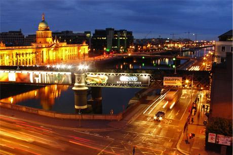 Range of projects: Dublin