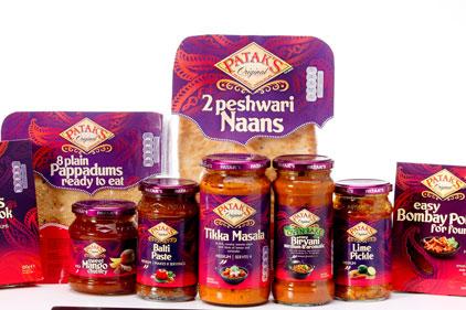 Brand relaunch: Patak's