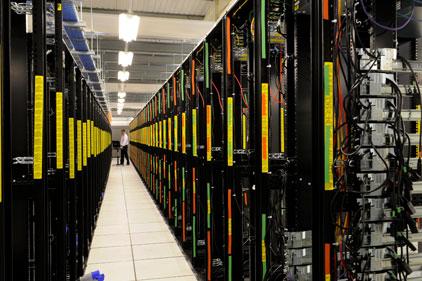 Rackspace: IT hosting