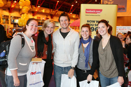 TNT Travel Show: visitor numbers up by 20%
