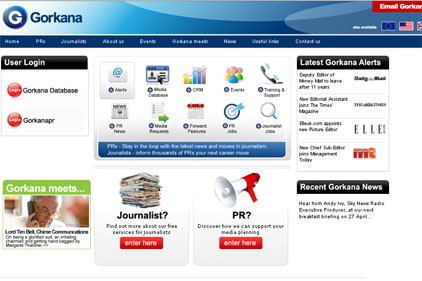 Acquisition: Gorkana sold to Durrants