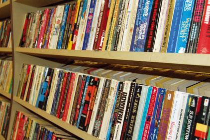 Libraries: under-used