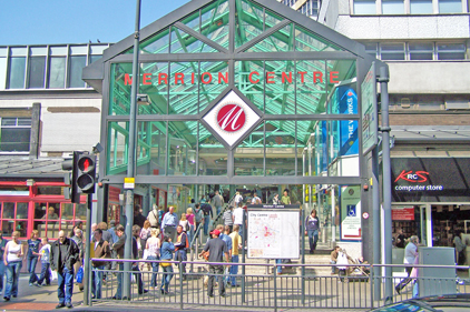 Town Centre Securities: owns Leeds' Merrion Centre