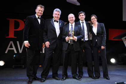 Awards: 2010 Consultancy of the Year winners Mischi