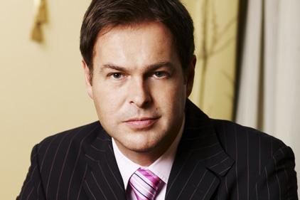 Launching clothing range: Peter Jones