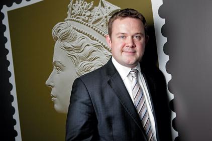 Richard Stephenson: quits Royal Mail