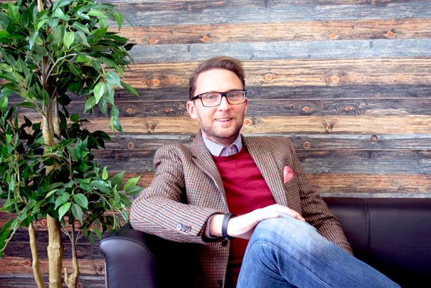 David Johnstone: Commercial director at We Are AD