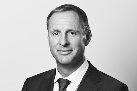 David Wilson: Stepping down after 15 years at Bell Pottinger