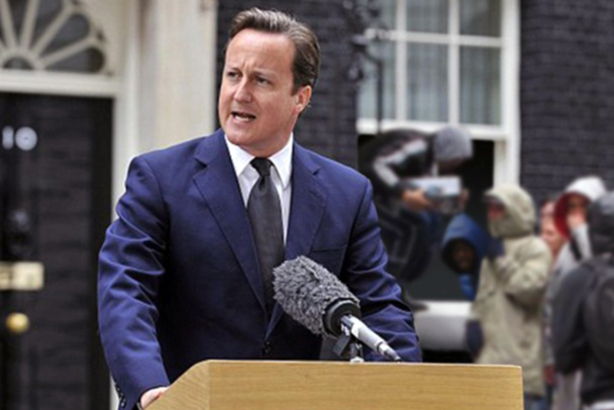 David Cameron: Dishonourable in resignation gongs list? (Credit: Brett Jordan via Flickr)