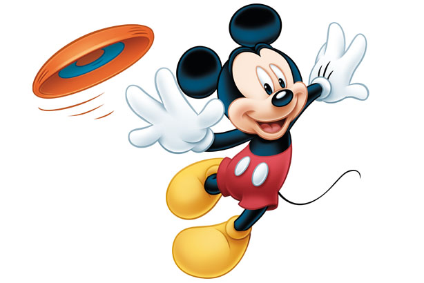 Mickey Mouse: Disney lends characters to the Change4Life campaign