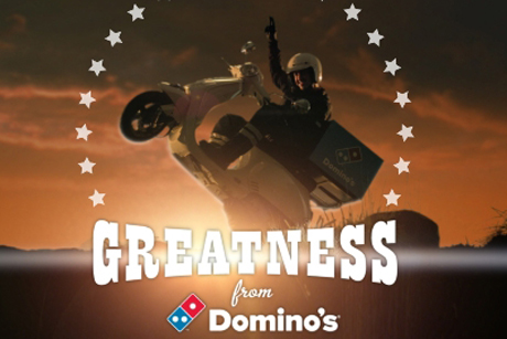 Domino's: Greatness campaign will focus on small acts of greatness