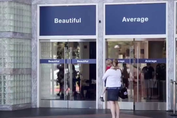 Dove's Choose Beautiful campaign