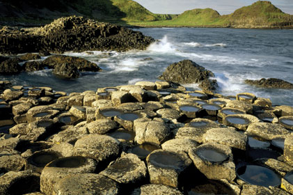 National Trust property: The Giant's Causeway