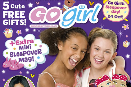 Go Girl: Egmont Publishing