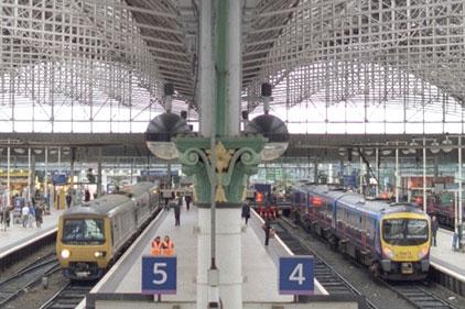 Network Rail: upgrade of West Coast line