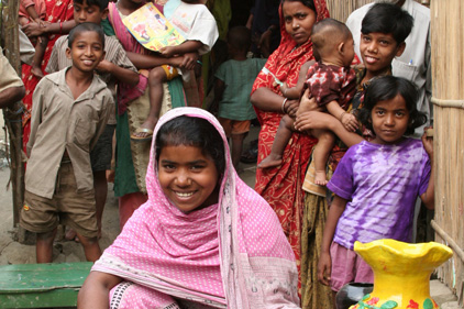 Alleviating poverty: Practical Action