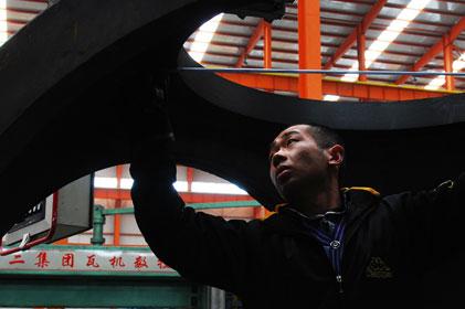 Skilled: Industry worker