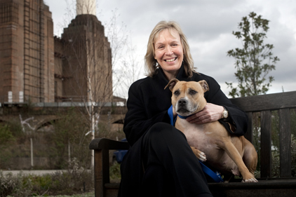 Dee McIntosh: Launching a three-year campaign to change public perception of bull-bred dogs