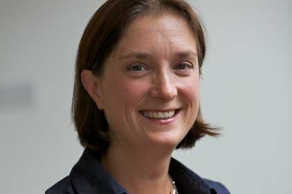 Vicky Browning: CharityComms director