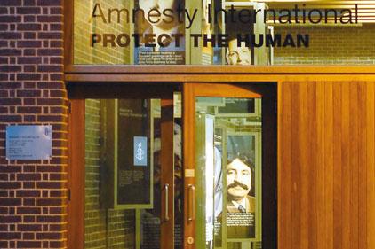 Amnesty International UK: appoints John Doe