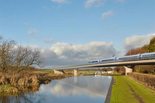 High speeds: HS2 project hires Jill Pearcy