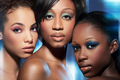 Beverley Knight: launches make up range
