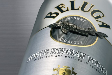 Beluga: Russian vodka brand plans to expand in the UK