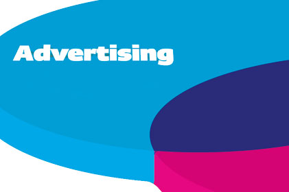 Staking a claim to social media: advertising