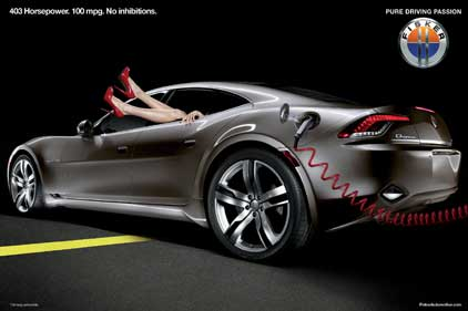 European brief: Fisker cars