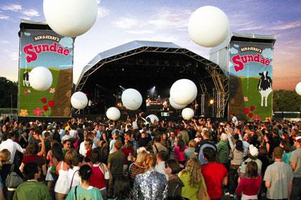 Sundae Festival: annual event