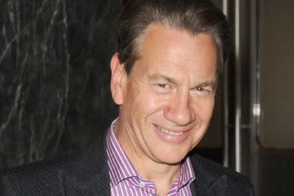 New signing: Portland recruits Michael Portillo