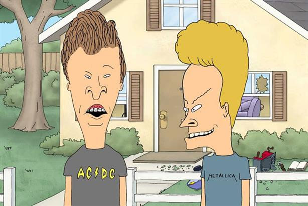 The boys are back: Beavis and Butt-Head returns
