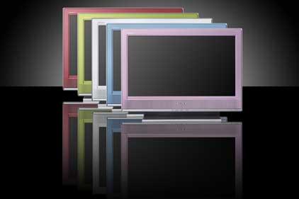 Sony: consumer electronics