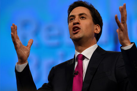 Miliband: Hit or miss? (Credit: AFP/Getty Images)