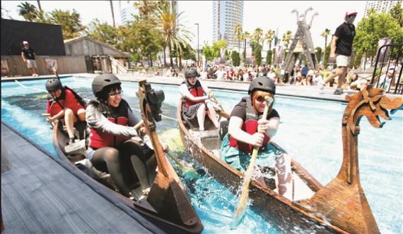 History's Vikings conquer Comic-Con