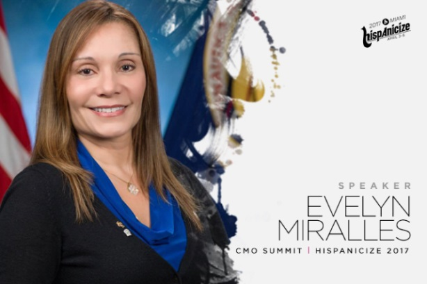 NASA VR guru Evelyn Miralles to keynote inaugural PRWeek/Hispanicize CMO Summit in Miami on April 3.