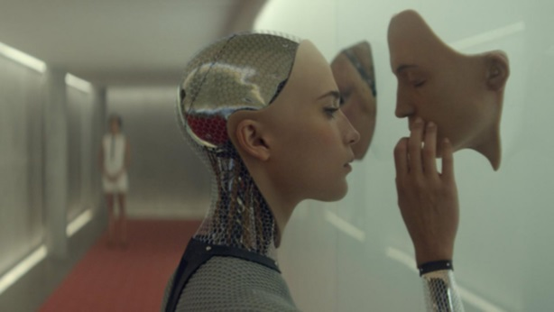 Technology is revolutionizing our world but can be dangerous if gone unchecked [Ex Machina Twitter page].