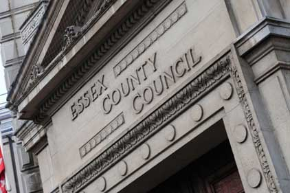 Selling comms services: Essex Council