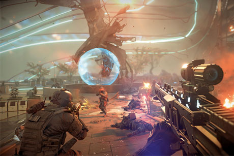 Game on: Killzone will feature on PlayStation4