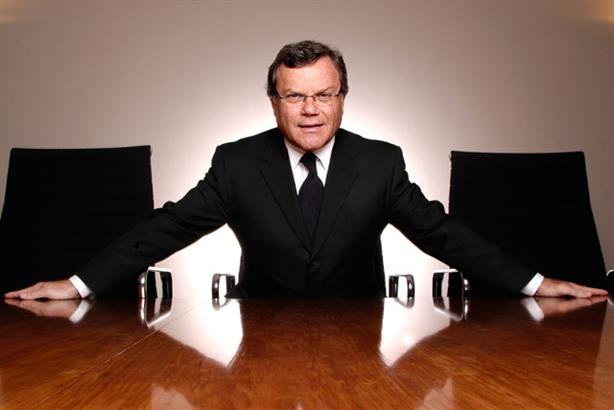 Sir Martin Sorrell: WPP's chief
