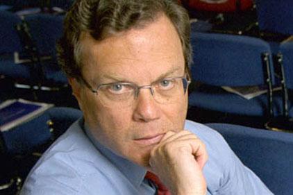 WPP CEO: Sir Martin Sorrell