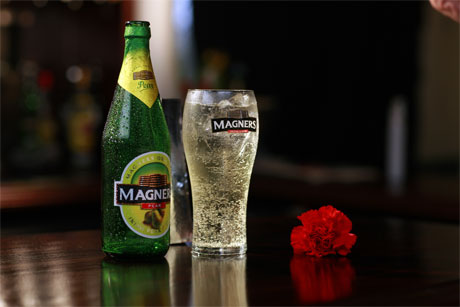 Sociability: Magners aims to lure a 'new generation' of drinkers