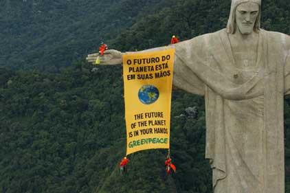 Greenpeace: call on governments to protect biodiversity