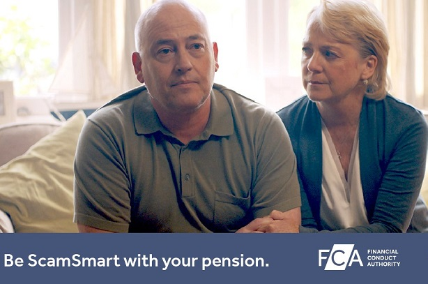 The FCA has run campaigns including its ScamSmart pensions activity