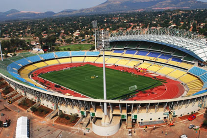 World Cup base: Bafokeng Sports Palace