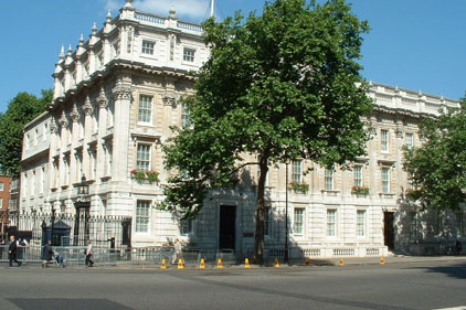 Cost drive: Cabinet Office