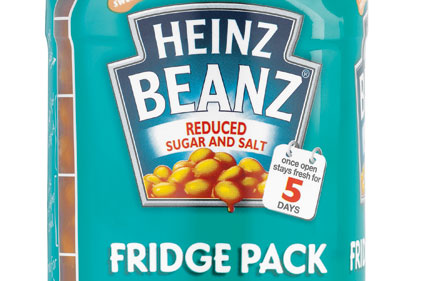 Heinz: aims to promote its health credentials