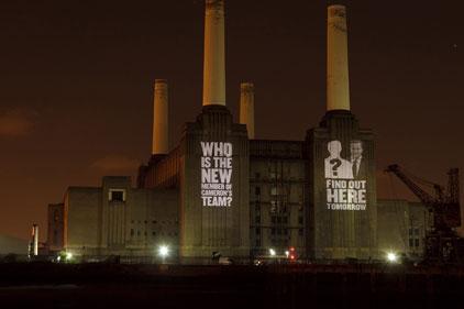 Tory manifesto launch: Battersea Power Station